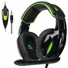 Xbox One Gaming Headset Wired Headphones Earphones Portable Video Stereo Gift