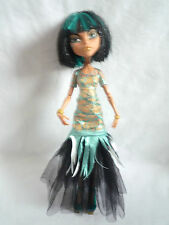 MONSTER High Bambola / CLEO DE NILE GHOULS Rule