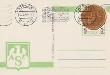 Poland postmark KATOWICE - medicine cancer