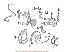 For BMW Genuine Steering Knuckle Front Left 31216760953