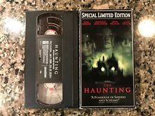 The Haunting Vhs! 1999 Ghost Movie! Scary Movie 2 The Legend Of Hell House