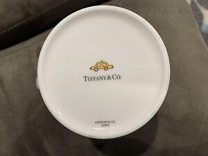 Tiffany & Co 5th Avenue Bone China Mugs