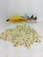 BANANAGRAMS Game ✿ Word Game Crosswords Tile Letters Bananagram