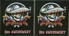 2-Pack Guns Nra Rifle Hot Rod 2Nd Amendment Vintage Racing Rat Fink Guns