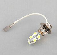 2x H3 Super White 9 SMD Xenon DC12V Bright Headlight Fog Light Lamp LED Bulbs GE