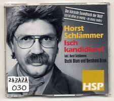 Horst Schlämmer Maxi CD Isch am Running - 3-TRACK-Hape Kerkeling