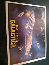 Battlestar Galactica #5 Advertising Sticker 1978 Undet Attack by Cylons!