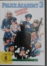 Police academy 3 dvd