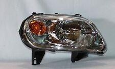 Right Side Headlight Assembly For 2006-2011 Chevrolet HHR (w/o RPO-B2E)