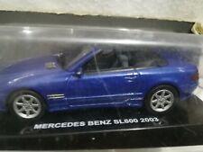 Mercedes SL 600 2003-  Coupè Cabriolet Scala 1/43 - Nuovo -