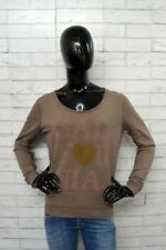 Felpa TOMMY HILFIGER Donna Taglia Size M Donna Woman Sweater Jumper Cotone