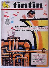 b)TINTIN du 18/08/1970 - Jacques Mercier/ Enquête Comics USA