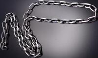 24 inch long Handmade chain by Sally Shirley 8I01S
