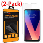 [2-Pack] MagicShieldz® Premium Tempered Glass Screen Protector for LG V30