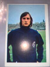 Johan Cruijff Card #2 Vanderhout 1971/1972 - Johan Cruyff (no Panini) Ajax