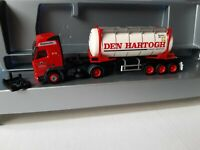 VOLVO FH 2115  Den Hartogh Logistics  POLSKA SP. Z O.O.   25 FT Container