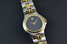 Unisex Movado 81.E2.887.2 Two Tone Museum Stainless Steel Gold Wrist Watch 35mm