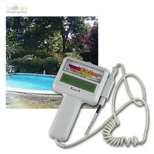 """Swimmingpool-Wassertester Pooltester """"PWC-99"""" für Chlorgehalt & PH-Wert-Messung"""