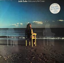 JUDIE TZUKE -  Welcome To The Cruise (LP) (VG-/G+)