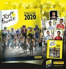 PANINI TOUR DE FRANCE 2020 CHOOSE YOUR STICKER/TRADING CARD  197- 384 T1 - T44
