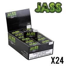 JASS BLACK Rolls SLIM Boite de 24 Rouleaux  PROMO !