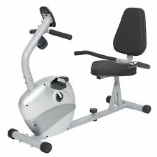 Best Choice Products Stationary Recumbent Exercise Bike Cardio Fitness Equipment