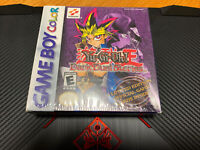 Yu-Gi-Oh! Dark Duel Stories Nintendo Game Boy Color 2001 NEW FACTORY SEALED
