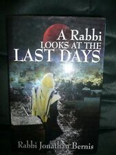 A Rabbi Looks at the Last Days by Jonathan Bernis (2008, Hardcover)NEW