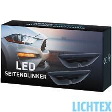 LED Seitenblinker Umrüst-Satz 95994973 für Opel Chevrolet Smoke Schwarz