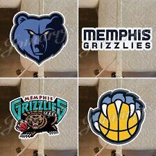 Memphis Grizzlies Basketball Team Logo NBA Sticker Decal #GrindCity #GetMemphis