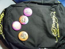 NWT$59 ED HARDY JOSH  Backpack Black