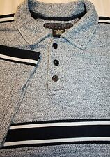 Barrage Authentic Shirt Large Golf Polo 100% Heavy Cotton 610