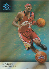 2006/7 Reflections Copper Larry Hughes 96/99 Philadelphia 76ers Saint Louis