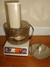 Vintage GE General Electric Food Processor 300 Watts