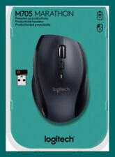 New Logitech M705 Marathon Mouse -Wireless Laser