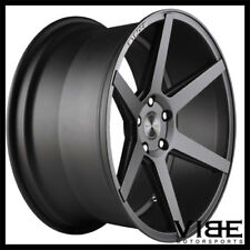 "19"" STANCE SC6 SLATE GREY CONCAVE WHEELS RIMS FITS ACURA TL"
