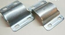 New Pair Dnepr Sidecar Clamps