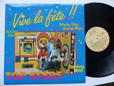 TOP STARS Vive la fete ! 791091 1 ENFANTS  RRT