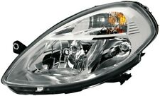 FARO ANTERIORE DESTRO DX HELLA ORIGINALE H3-H7 C/MOTOR EL LANCIA YPSILON 09/03>