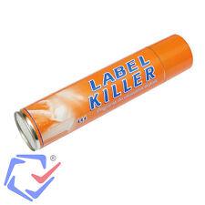 Etiketten Entferner Label Klebstoffrestentferner Etikettenlöser Spray 300ml HIT