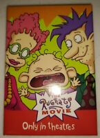 THE RUGRATS MOVIE BABY DIL 1998 THEATER MOVIE PROMO BUTTON PIN BACK