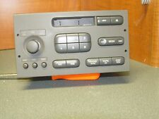 Saab/Clarion AM/FM/Cassette    Part No.   50 40 704