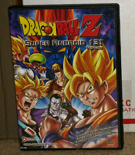Dragon Ball Z Super Android 13 DVD Uncut