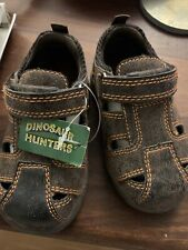 Dinosaur Hunters Louis Shoes