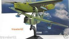 BERIEV MBR-2 BIS 1935s Soviet multi-purpose flying boat diecast model +mag № 81