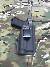 Armor Gray Kydex IWB Holster for Glock 19 GEN5 Streamlight TLR-1 w/adj. Ret