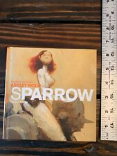 Sparrow Book 7: Ashley Wood - Hardcover HC 1st Print, IDW OOP