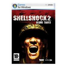 Pal version Microsoft Xbox 360 Shellshock 2 Blood Trails