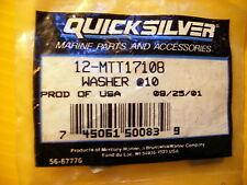 1  Quicksilver Motorguide MTT17108 Trolling Motor Upper Column Curved Washer