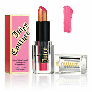 Juicy Couture Glitter Velour Lipstick-~ Not Your Babe #02 ~ .13 oz
